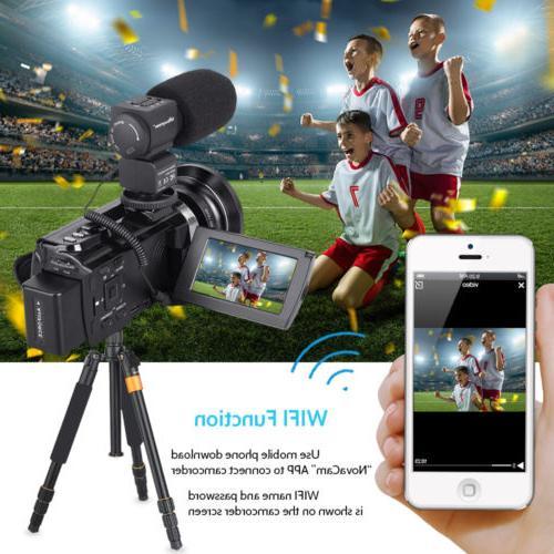 HD Digital 4K 16X MP Vision Wide