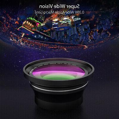 "Andoer 3"" Camera Camcorder WiFi Ultra 1080P 16X"