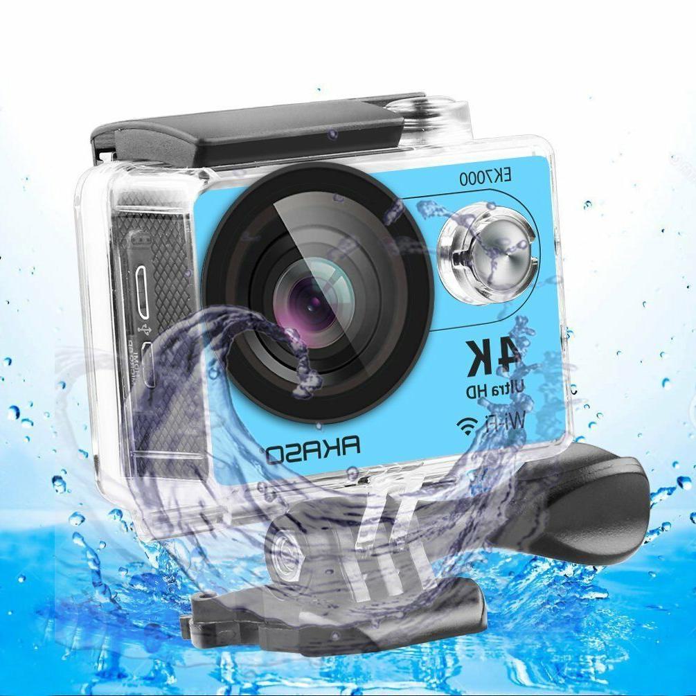 AKASO Sports Ultra HD Waterproof DV