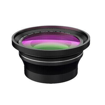 Digital Camcorder DV WiFi ULTRA HD 48MP Lens Mic