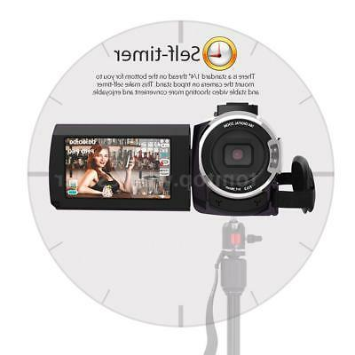 Andoer 1080P 48MP Digital Camera &