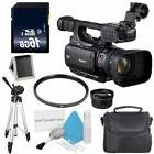 Canon XF105 HD Professional Camcorder  + 58mm 2x Teleph