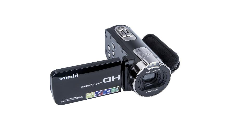 Digital Camcorders Kimire HD Recorder 1080P MP 16X Powerful