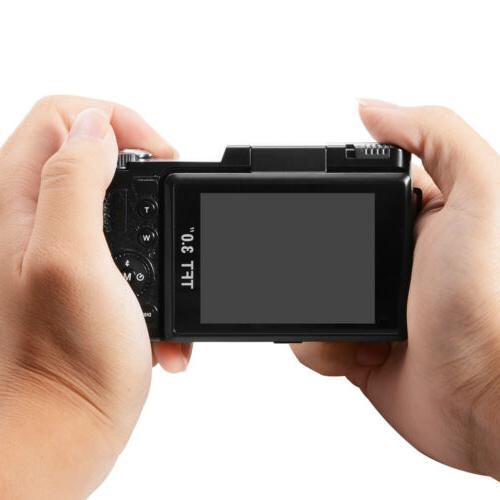 Digital Camera Full 1080P Vlogging Camera