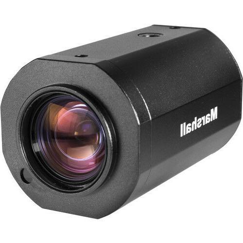 Marshall Electronics CV350-10XB Compact 10X Full-HD Camera -