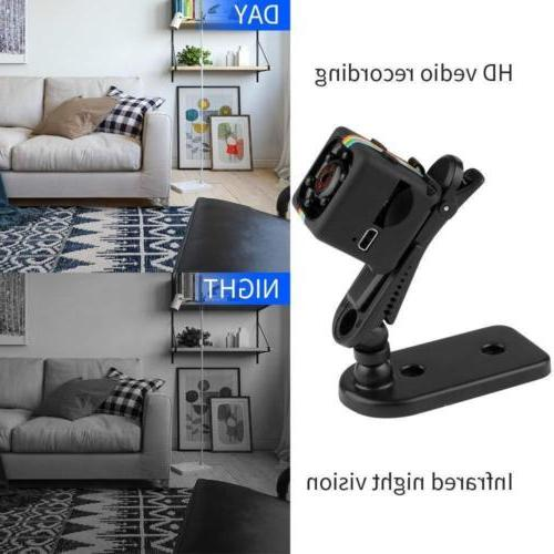 Mini 1080P Hidden Video Recorder Camcorder Vision