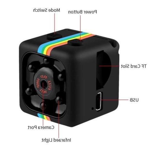 Mini SQ11 1080P Recorder Vision