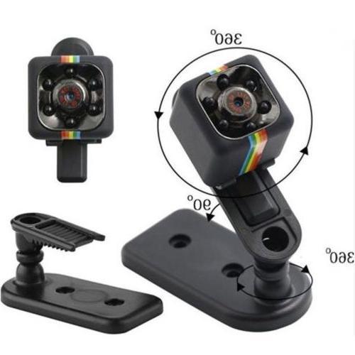 Mini 1080P Hidden Cameras Video Recorder Vision