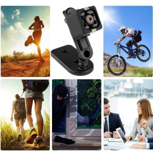 Mini SQ11 Full 1080P Recorder Camcorder IR Vision