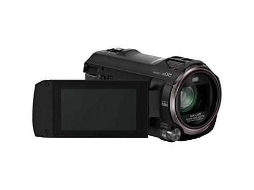 Panasonic Flash Memory Camcorder