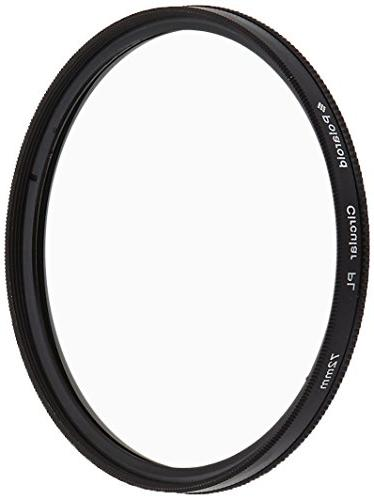 Polaroid Optics 72mm CPL Circular Polarizer Filter