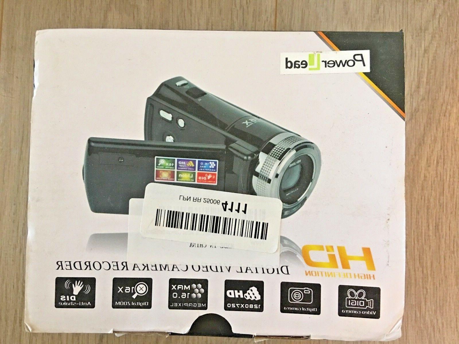 PowerLead 16MP Digital Video Camera