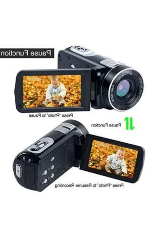 SEREE HD 1080p Camera 24.0MP 18x Digital 2....