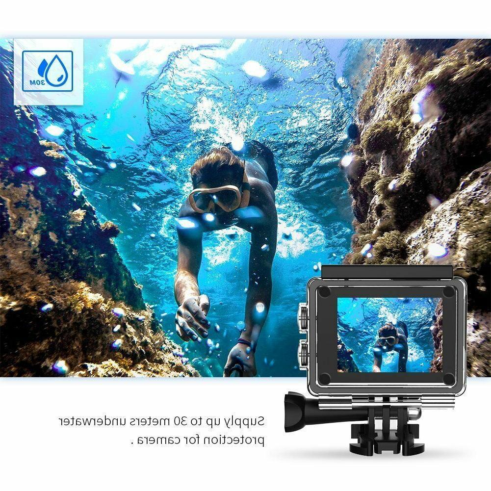 SJ9000 Wifi 4K Ultra Action Camera DVR Camcorder