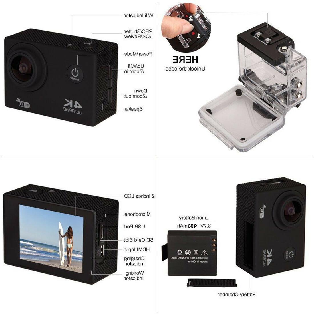 SJ9000 Ultra HD Camcorder US