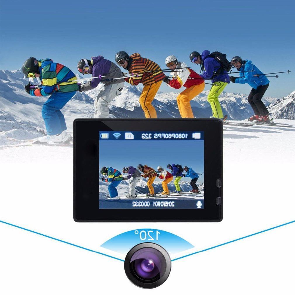 SJ9000 Wifi 1080P 4K Ultra HD Sport Camera DVR DV Camcorder