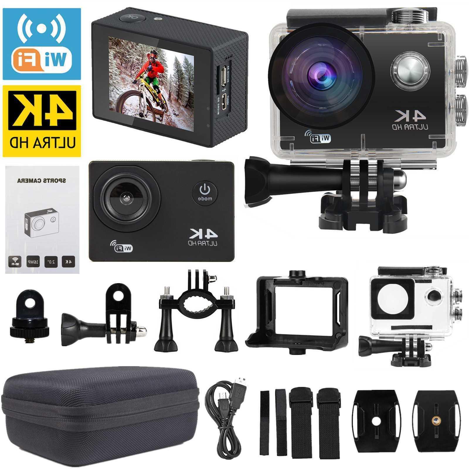 SJ9000 Wifi 1080P 4K Ultra HD Sport Action Camera DVR DV Wat