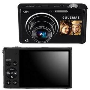 Samsung DV300F Dual View Smart Camera - Black