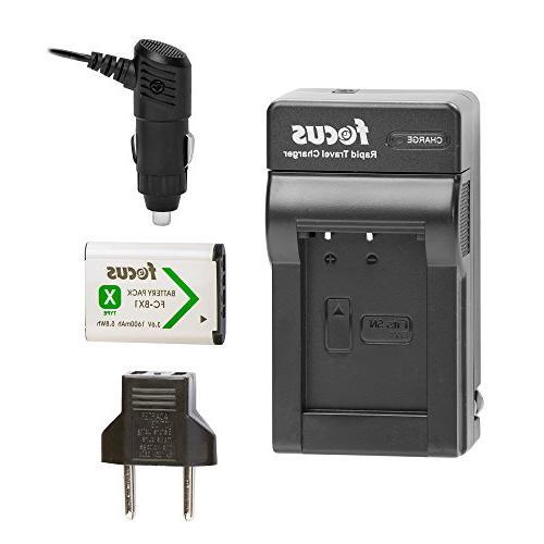Sony HDR-CX405/B Handycam Camcorder w/ Accessory