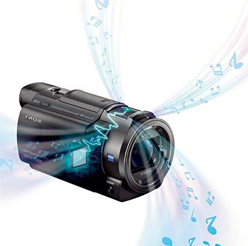 Sony Ax33 4k Memory - Black