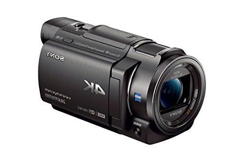 Sony 4k Camcorder -