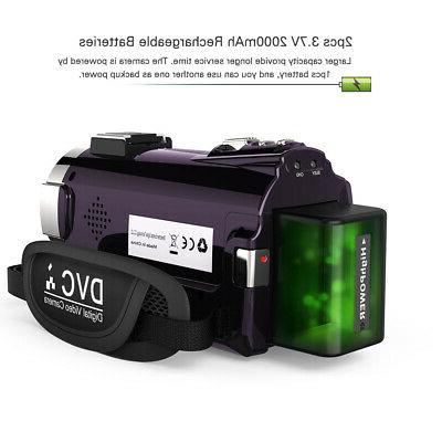 Andoer WiFi 4K 1080P Camera & Mic