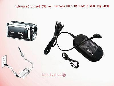 AC Power Adapter For JVC GR / Everio Series Dual Memory Card