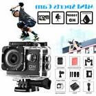 Action Camera A9 1080P HD 2.0'' Waterproof Outdoor Mini Cam