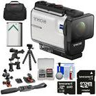 Sony Action Cam HDR-AS300 Wi-Fi HD Video Camera Camcorder Ki