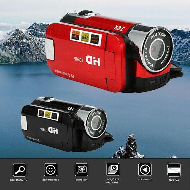 automatic video camcorder hd 1080p handheld digital