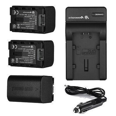 Battery + Charger for JVC BN-VG107U BN-VG108U BN-VG114U BN-V