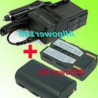 Battery + Charger For SB-LSM80 SAMSUNG SC-DC164 SCDC164 SC-D