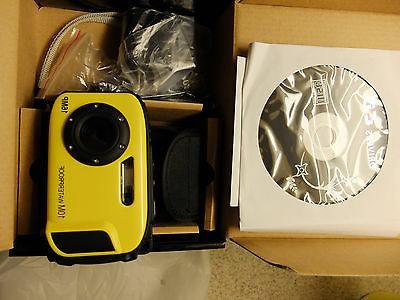 """PowerLead Digital Waterproof 2.7"""" Screen Underwater"""