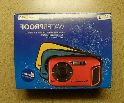 bp88 digital video waterproof camera 2 7
