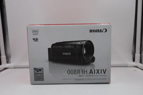 brand new vixia hf r800 video camcorder