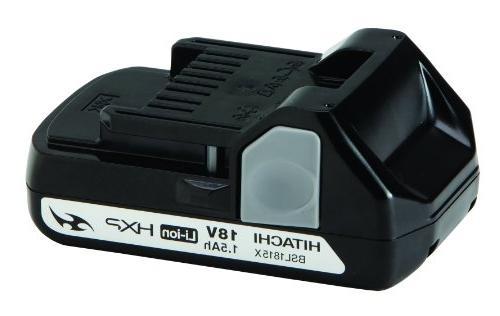 Hitachi 330139 Hour Lithium Battery