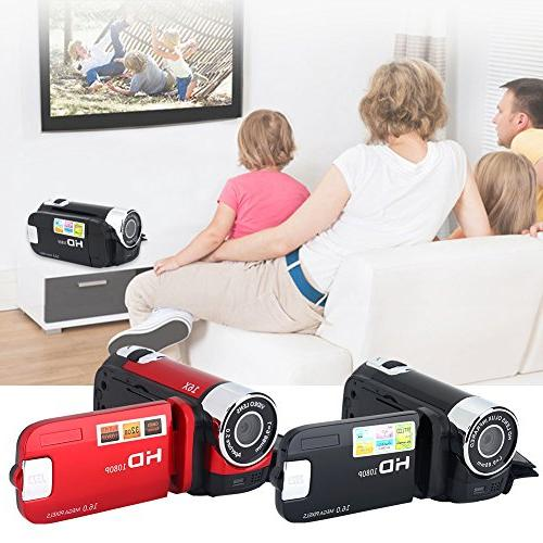 Camera Video Camcorder Full 1080P Definition Digital DV Camera Great Gift for Kids
