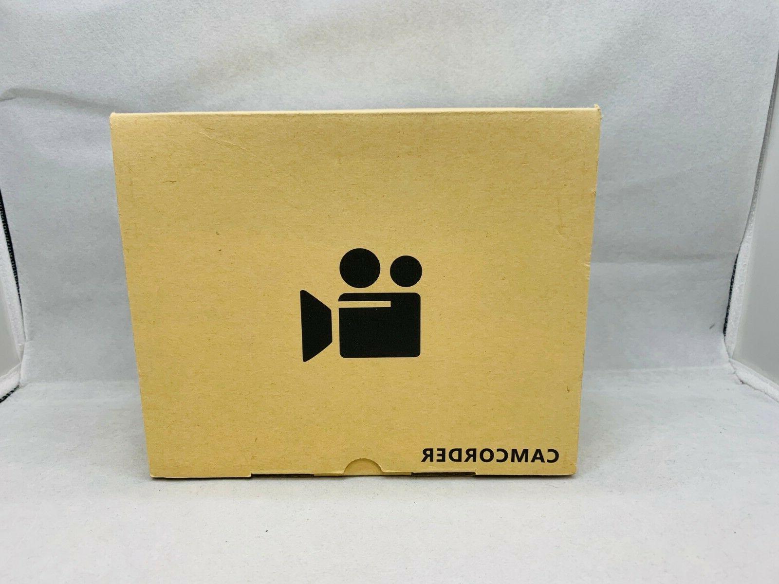 SEREE Camcorder 1080P 24.0 HDMI Cable 18× Zoom