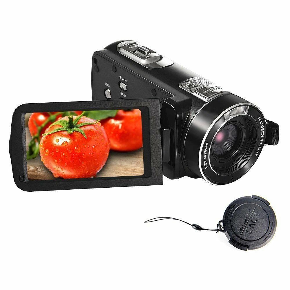 camcorder fhd 1080p 24 0 mp digital