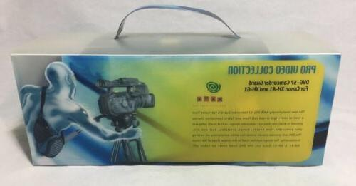 KATA Camcorder DVG-57 & XH-G1 NIB