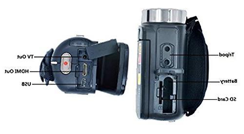 PowerLead LCD Digital Camcorder Night Vision Digital