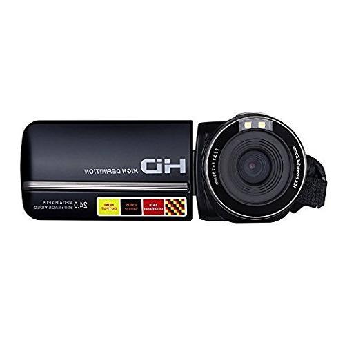 """PowerLead 2.7"""" LCD Digital Video Camcorder Vision"""