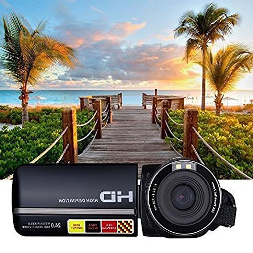 PowerLead LCD Digital Camcorder Vision Digital