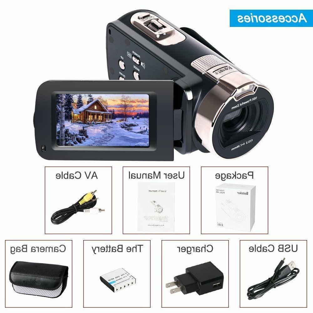 Camera 1080P 24 Digital Video