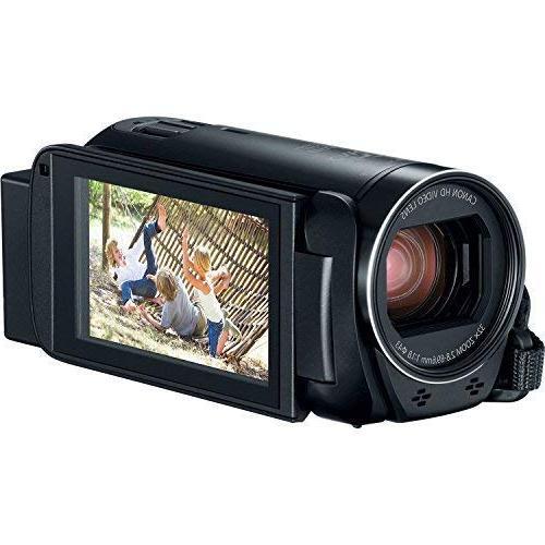 The BK K1 HF Full Video Camcorder + Case + + Kit - Accessories Bundle