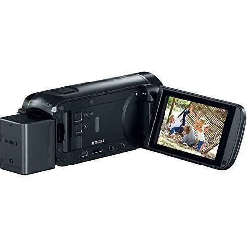 The Imaging BK K1 Canon VIXIA HF Full HD Video Camcorder + 64GB + Tripod + Kit Bundle