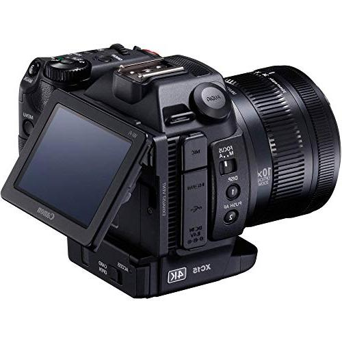 Canon 4K Professional Camcorder Professional