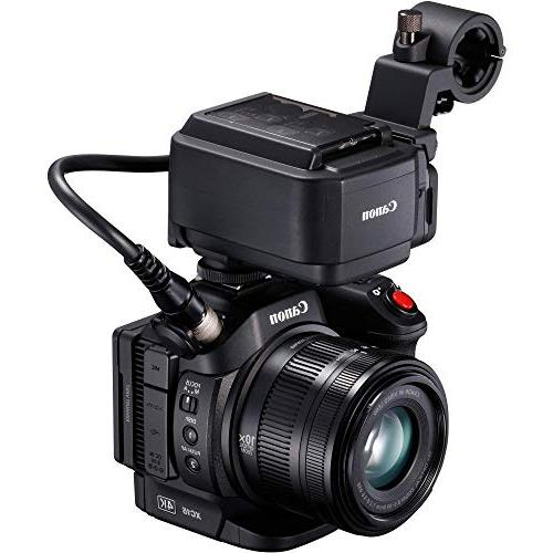 Canon 4K Camcorder