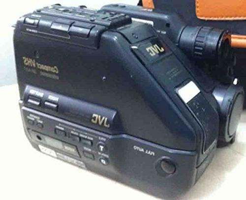 Jvc Compact Vhs Camcorder Video Movie Gr Ax7
