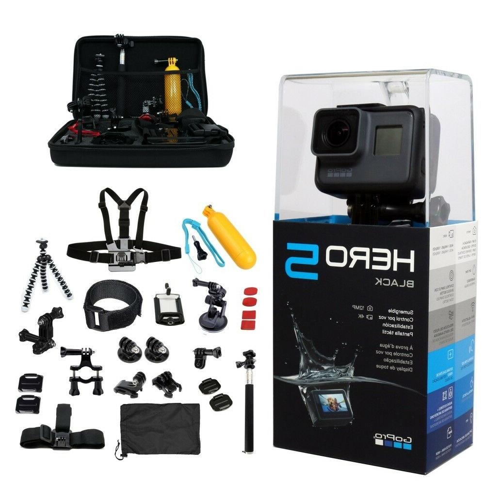 deal hero5 black all you need accessories